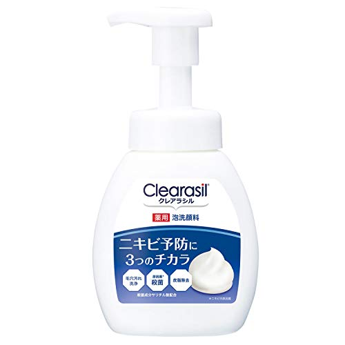 Clearasil Medical Bubble Face Wash Foam 10 200ml (japan import)