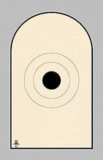 50 Feet Precision Target, Official AP-2 NRA Target, 10.5