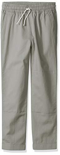LOOK by Crewcuts - Pantalones chinos ligeros para niños, Gris, 4-5