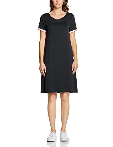Street One Damen 142498 Kleid, neo Grey, (Herstellergröße:38)