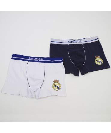 10XDIEZ Boxer Real Madrid Adulto 601 Set 2 Unidades - Size - XXL