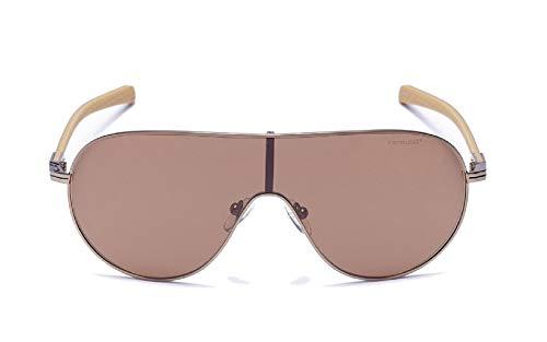 Formula 1 Eyewear Gold Collection Hospitality Gafas de sol Unisex Gris Mate - F1S1013