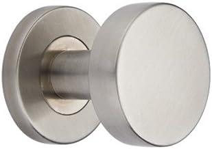 Deurknop deurknop cilindervorm roestvrij staal draaibaar links cilinderknop nieuw