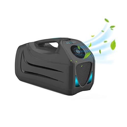2020 Bewegliche Klimaanlage, 12 / 24v / 220v 380w Kühlfrequenzumsetzung Niedriger Verbrauch Mobile Air Conditioner, Geeignet for Outdoor-auto Innen Usw. (Volt : 12v)