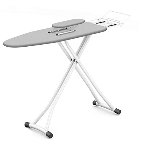 MIEMIE Multifunktionale Tischplatte Bügelbrett Abdeckung Schmiedeeisen Halterung Glatte Werkbank Waschküche Hotelzimmer Werkzeuge