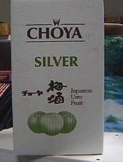UME PFLAUMENWEIN CHOYA SILVER -10-Liter!!!