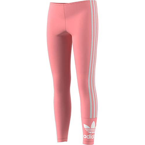 adidas Kinder Lock UP Tights, Glory pink/White, 1314Y
