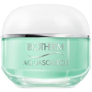 Biotherm Gesichtspflege Aquasource Gel-Creme für normale bis Mischhaut Limitierte Sondergröße 15 ml