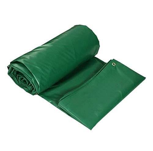 LQq-Bâches Grande bâche imperméable pare-soleil pare-soleil crème solaire coupe-vent double-face imperméable à l'eau couche de couverture de camion tissu fret industriel polyester filament et PVC pour