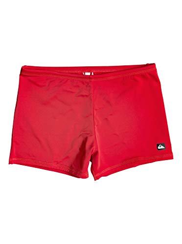 Quiksilver Herren Swim Brief Mapool - Badehose Für Männer, High Risk Red, M, EQYS503025