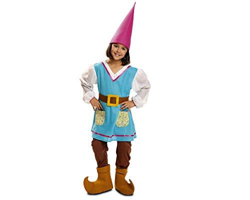 My Other Me - Disfraz de Gnoma, Talla 3-4 años (Viving Costumes MOM00747)