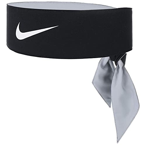 Nike Nike Tennis Headband Cinta para la Cabeza, Unisex Adulto, BlaWhi, Única