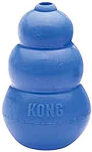 KONG Licencia kc84018Juguete, Azul, Grande