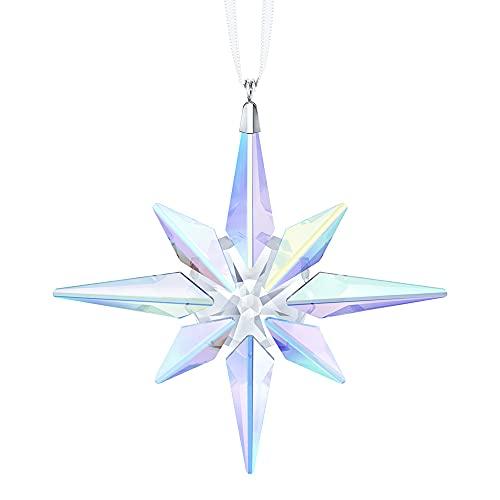 SWAROVSKI Christmas Ornament, Crystal Star, Clear Crystal