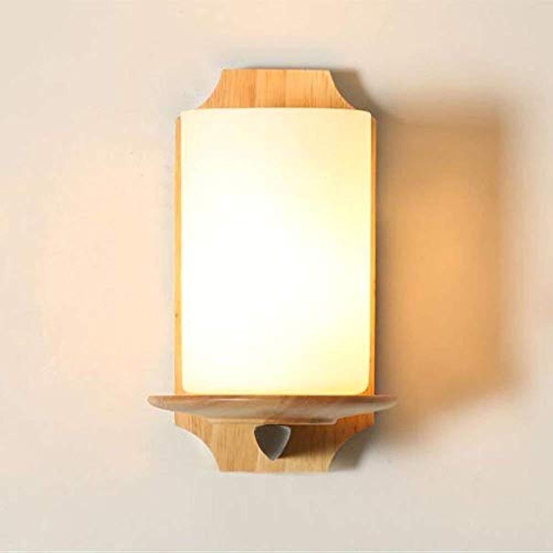 HhGold Einfach kreativ in der japanischen Art-Holz-Lampen-Wand, Aufenthaltsraum-Flur-Schlafzimmer-Wand-Lampen-Bett (Farbe   -, Gre   -)