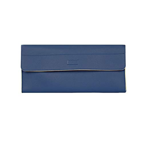 Fine for Dyson Hair Dryer Storage Bag,Anti-Scratch Cover Dustproof and Moistureproof Portable Dustproof Travel Bag for Dyson Supersonic Hair Dryer (Blue)