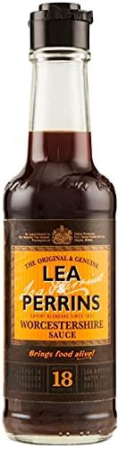 Lea & Perrins Salsa Worcestershire paquete de 12 x 150 ml 0.15 ml - Pack de 12