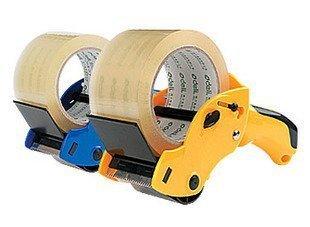 テープカッター ガムテープなどの大きいサイズ用 超便利 梱包用ハンドカッター by UJack