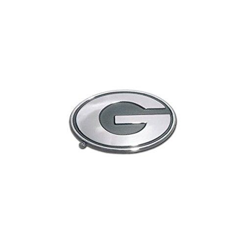georgia bulldog car emblem - 9