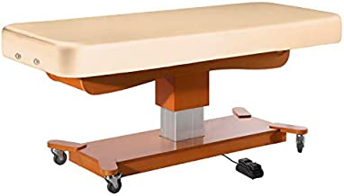 "Mt 30"" MaxKing Comfort Electric Massage Table Package Electric Lift Table with 3.5"