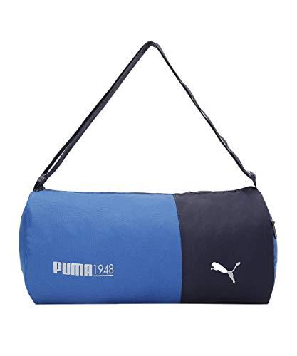 Puma unisex-adult PUMA Gym Bag IND I TRUE BLUE-Peacoat Luggage- Garment Bag-X