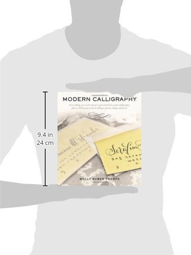 Modern Calligraphy: Everything You Need to Know to Get Started in Script Calligraphy