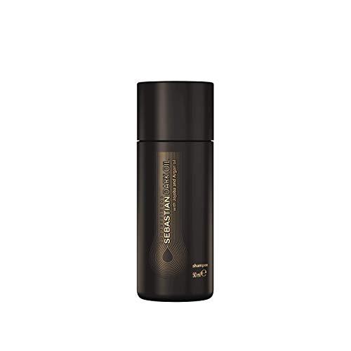 Sebastian Dark Oil Lightweight Shampoo 50ml - Champù Hidratante Ligero