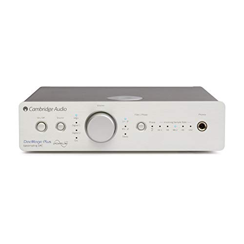 Cambridge Audio Digital DacMagic Plus DAC Silver Universal