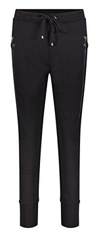 MAC Jeans Damen Future 2.0 Boyfriend Jeans, Black 090, 42W