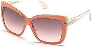 توم فورد نظارة شمسية للنساء ، بنفسجي FT0390 59 44F