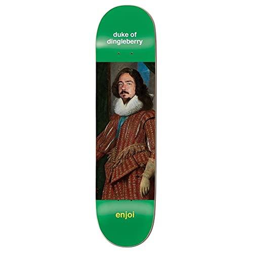 Enjoi Berry Renaissance Impact Light - Tavola da skateboard 21,5 cm, colore: Bacca