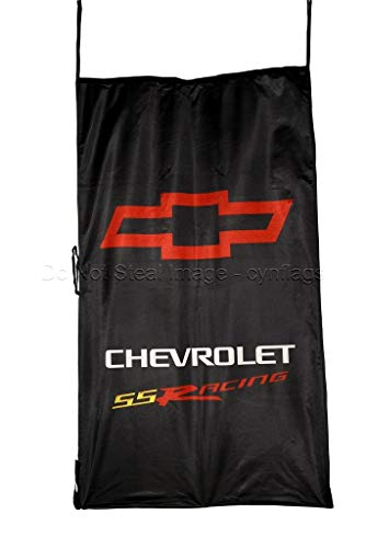 Cyn Flags Chevrolet SS Racing VERTIKAL Fahne Flagge 150 X 90 cm - 5 X 3 ft