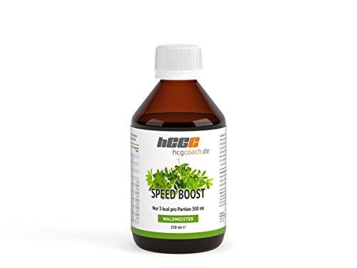 SpeedBoost - zuckerfreies Getränkekonzentrat | Waldmeister (250 ml)