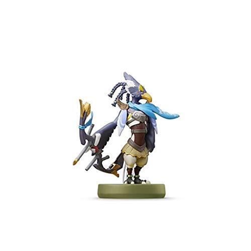 Luck7DZ Leyenda de Zelda Amiibo - Revali (Breath of The Wild) Colección Japón Importación Exquisita Figura, Paisaje Multicolor Decoración Adornos