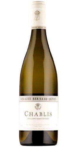 Chablis, Domaine Bernard Defaix, 75cl. Borgo–a/Francia. Chardonnay. Vino Blanco.
