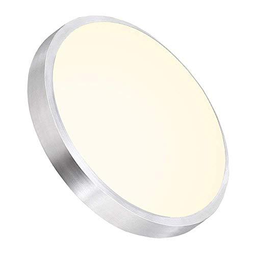 Hengda LED Deckenleuchte Kinderzimmer Wand-Deckenleuchte IP44 Badezimmer geeignet Markantes Design (15W Warmweiß)