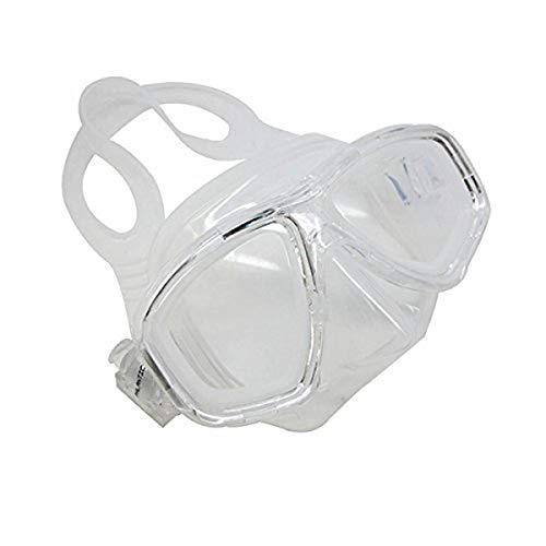 Prime Scuba-Set maschera e boccaglio da immersione, FARSIGHTED prescrizione RX ottico con lenti correttive