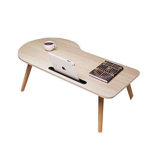 Escritorio para computadora Cama Mesa de Estudio Mini Escritorio Plegable Simple Escritorio para Dormitorio Mesa Perezosa