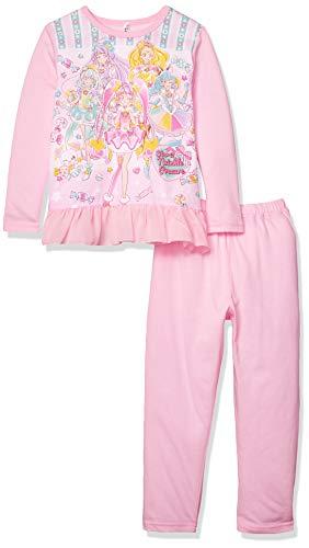 [バンダイ] パジャマ スター☆トゥインクルプリキュア 玩具付きパジャマ ガールズ 48871 ピンク 日本 130 (日本サイズ130 相当)