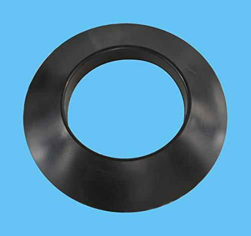 Baxi Wall Plate External Flue Seal Black 5113902