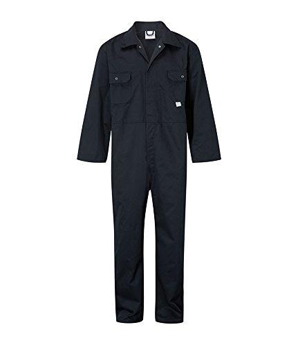 Castle Clothing, 344/NV-52, Blue Castle 344 camici tuta, blu, 344