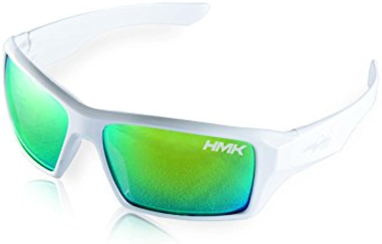 HMK The Jim Sunglasses (White, One Size)