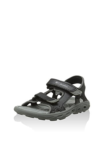 Columbia Toddler Techsun Vent, Chaussures Multisport Outdoor mixte enfant - Noir (010) - 22 EU