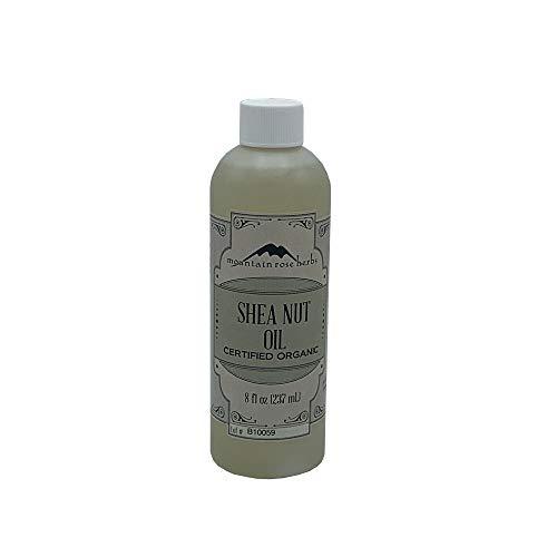 Certified Organic Shea Nut Oil 8 fl oz - Mountain Rose Herbs