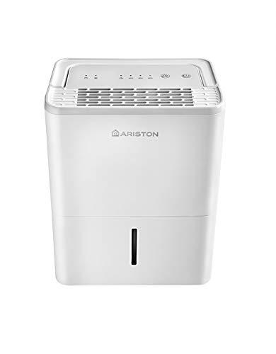 Ariston 1, 3381355 Deshumidificador portátil, 360 W, 230 V, 12 Litros, blanco, Fabricado para ser instalado en España