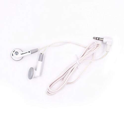 Yoging - Auriculares deportivos universales con cable intrauricular de 3,5 mm para Samsung, Huawei, Xiaomi