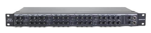 Samson SASM10 10 Channel Rack Mount Line Mixer