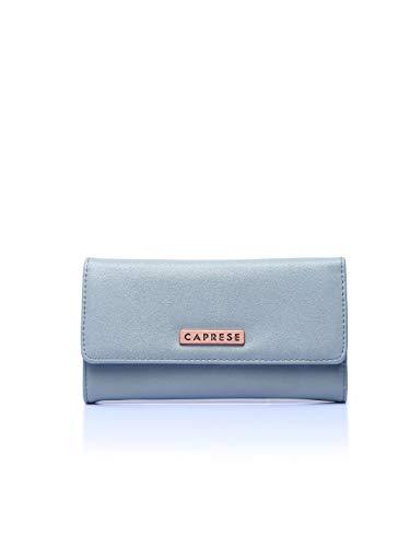 Caprese Maudie Women's Wallet (Blue)