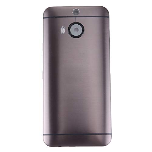 Nobrand YBLSMSH Back Housing Cover for HTC One M9+(Grey) Q (Color : Grey)