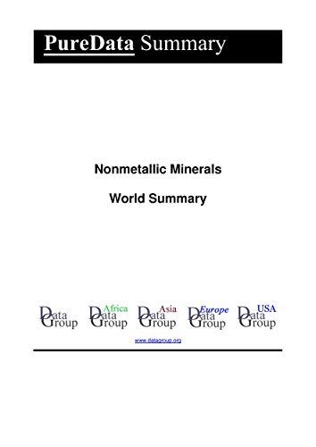 Nonmetallic Minerals World Summary: Market Values & Financials by Country (PureData World Summary Book 6123) (English Edition)